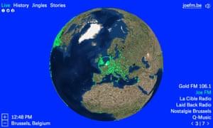 Radio.Garden - a crash course in global radio
