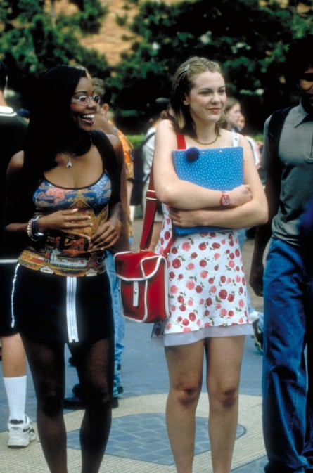 Larisa Oleynik and Gabrielle Union in 10 Things I Hate About You