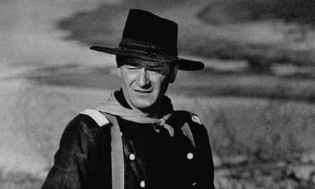 John Wayne: 'I believe in white supremacy until the blacks are educated to a point of responsibility.'