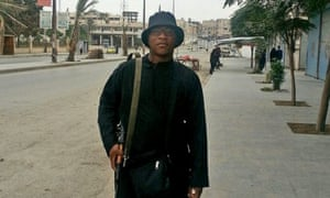 Raymond Matimba is thought to have left Britain in 2014 to travel to Syria.