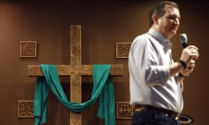 Iowa 39 S Righteous Cruzade Senator Courts The Holy And The