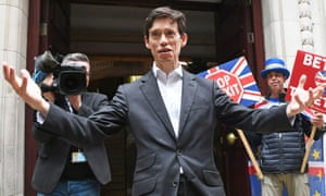 Rory Stewart: ''I keep looking into the soul of Tory MPs but I can't find one.'