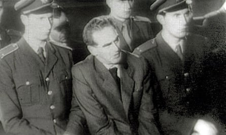 Rudolf Slánský is said to have been tortured into a confession at his trial.