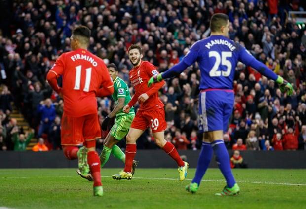 Video: Liverpool vs Sunderland