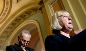 Democrat senator Patty Murray