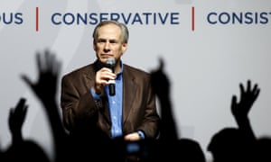 Texas governor Greg Abbott has said the proposal would 'help make Texas the strongest pro-life state in the nation'.