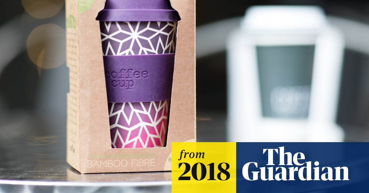 Uk Retailers See Rise In Sales Of Reusable Coffee Cups Environment
