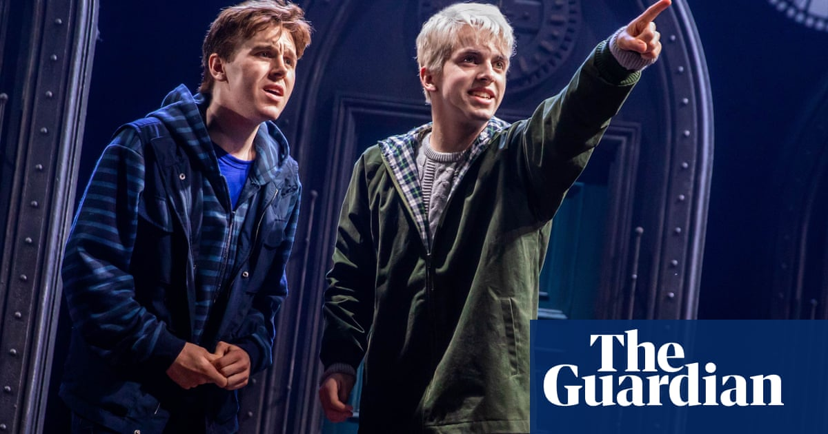 The Cursed Child in Australia: it's Harry Potter for people who