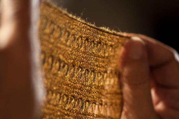 Sea silk: the world's most exclusive textile is being auctioned this week   Fashion   The Guardian