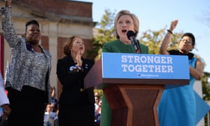 Hillary Clinton mothers of the movement