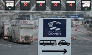 Without a sensible Brexit deal there may be chaos on the UK-France border.