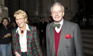 The Hamiltons in London, 2014.