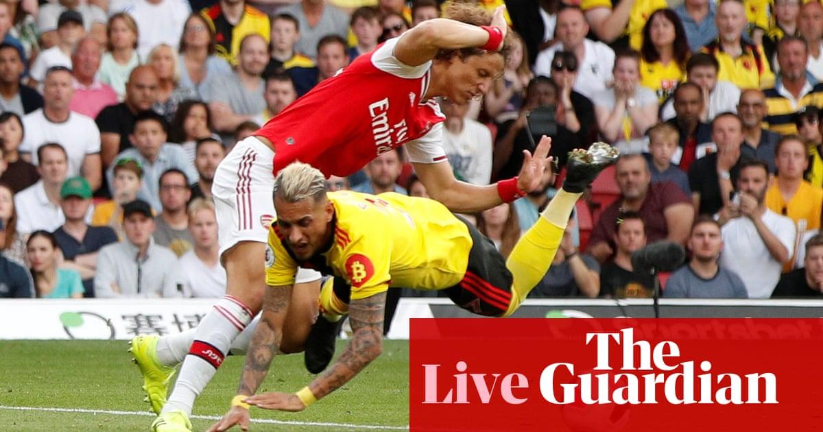 Watford 2-2 Arsenal: Premier League – live reaction!
