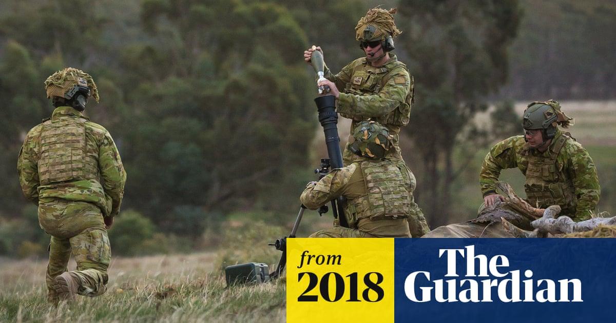 Contaminated Australian defence sites put spotlight on environmental
