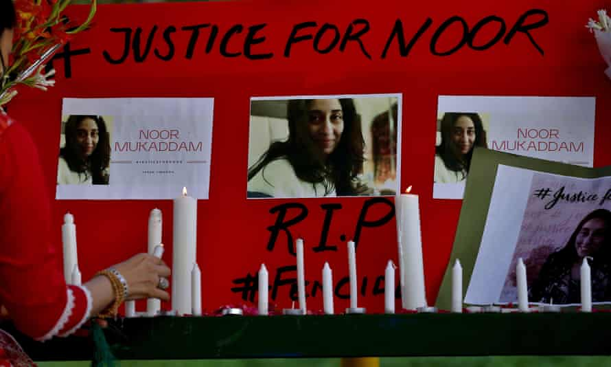 The killing of Noor Mukadam has shone a spotlight on the relentless violence against women in the country.