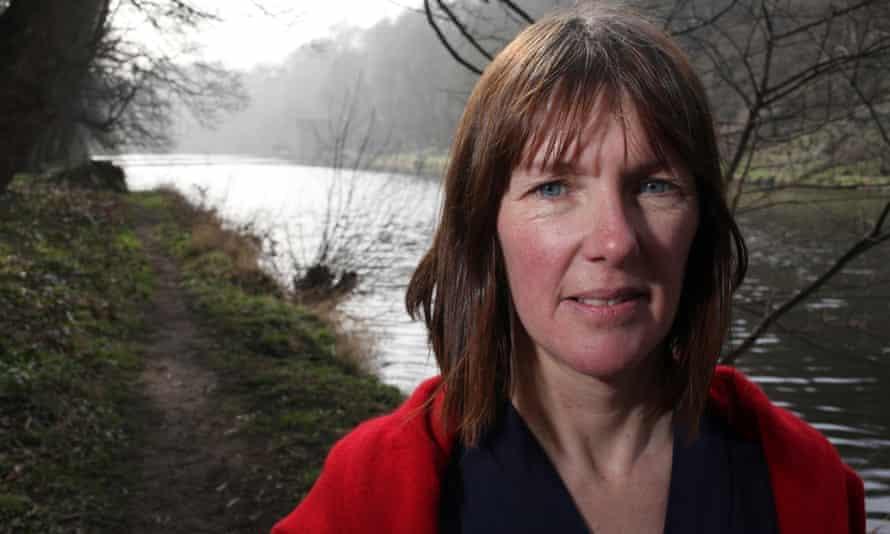 Scottish poet Kathleen Jamie.