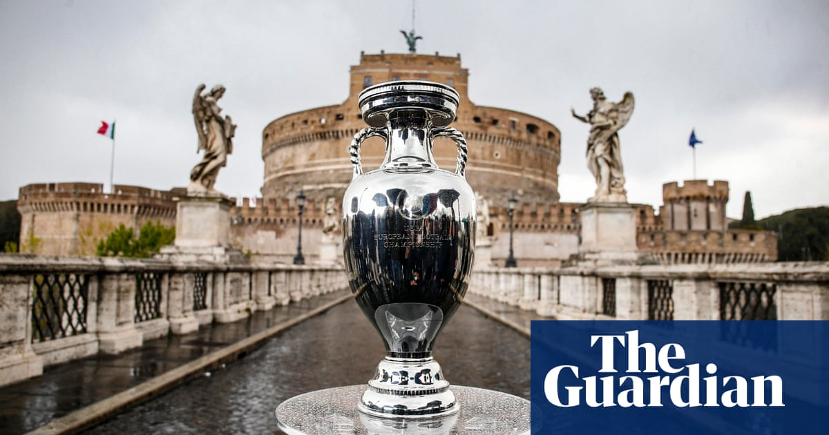 After delays and dashed hopes, wait is over and Euro 2020 party is here