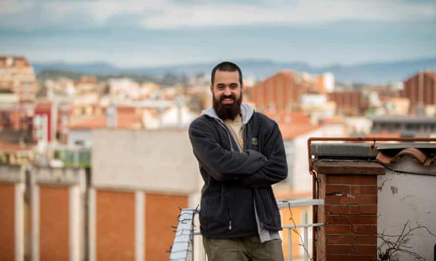 Jaume Vives, the Tabarnia spokesman