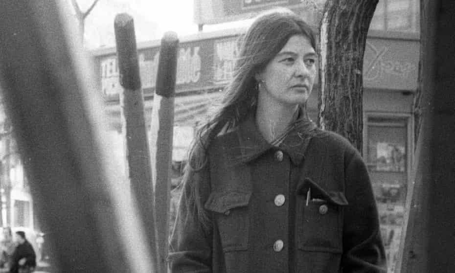 Karen Dalton in 1971. 'She used her voice like an instrument,.'