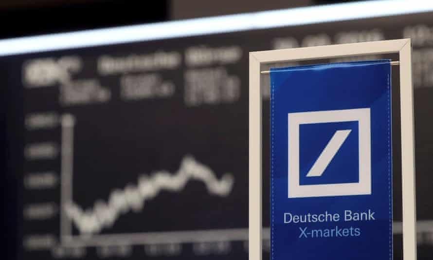 Deutsche Bank share price dipped below €12 on the German stock index, DAX, in Frankfurt on Monday.