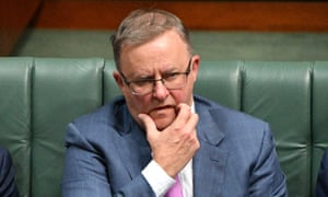 Anthony Albanese's alternative manifesto, delivered last Friday, has upset the party's internal equilibrium.