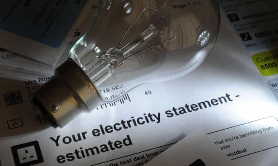 Electricity statement