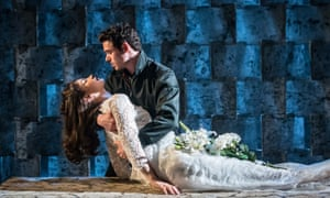 Kenneth Branagh's Romeo and Juliet at the Garrick theatre.
