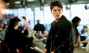 Tom Cruise in The Firm, the film that gave the Caymans their reputation for shady dealings.
