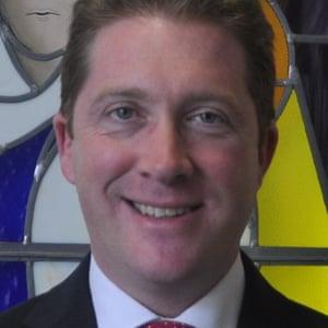 Sean Maher, headteacher