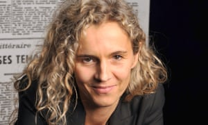 'The story questions the reader's relationship with fiction' … writer Delphine de Vigan.