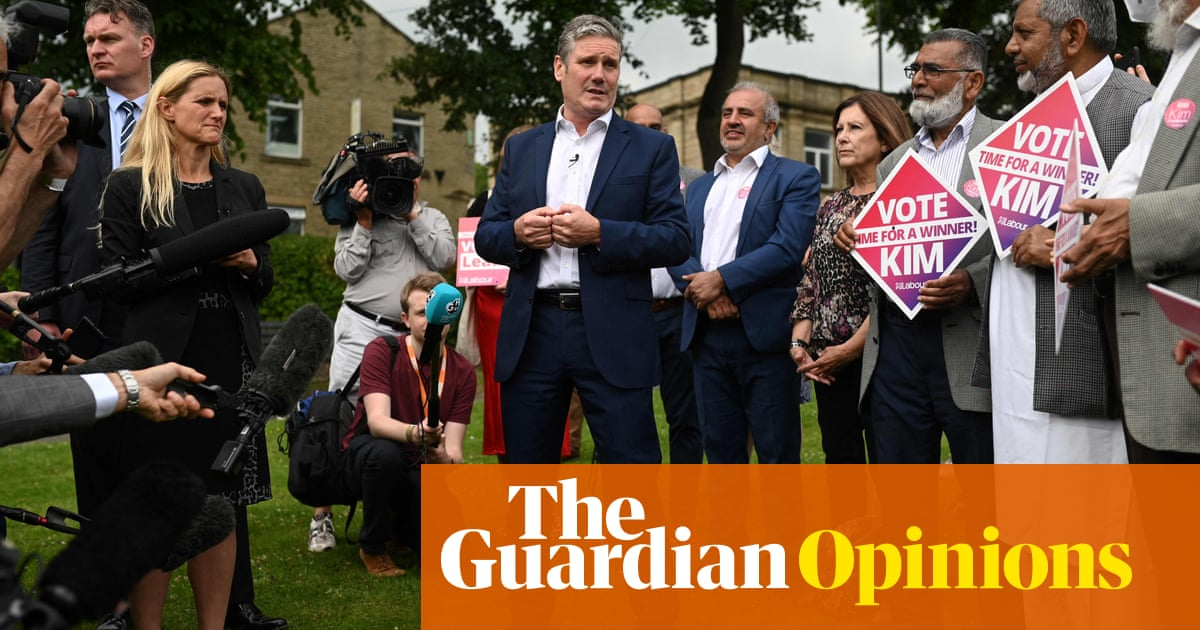 Batley and Spen gives Starmer a second chance – will he take it?