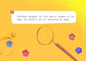 Chick step 2