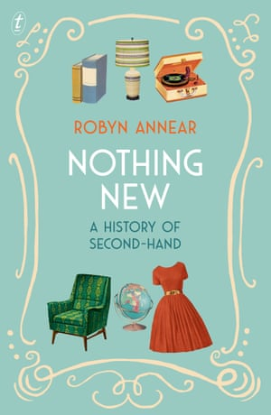 Cover image for Nothing New by Robyn Annear