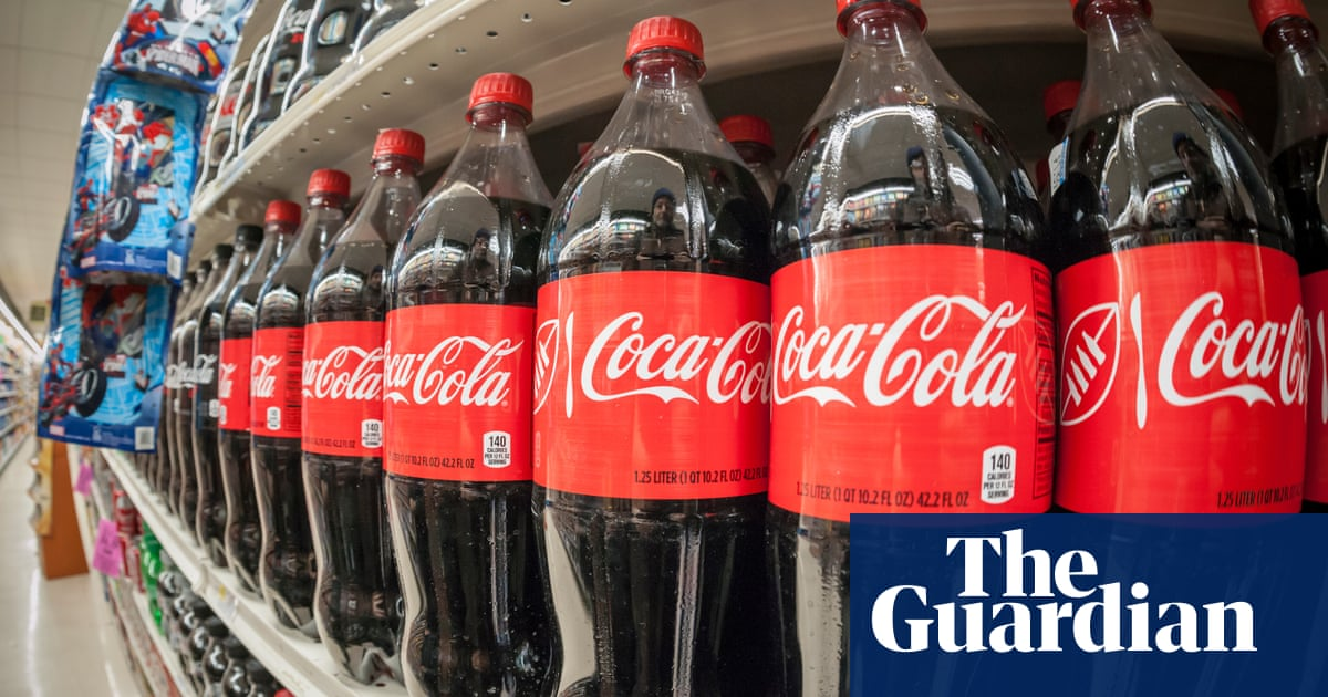 Joint venture: Coca-Cola considers cannabis-infused range | Business