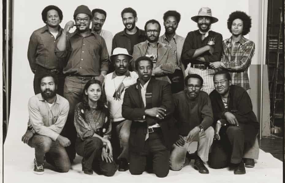The Kamoinge members in 1973.