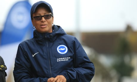 Brighton at forefront of FA plan to revolutionise English women's football