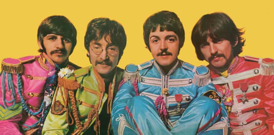 Not exactly feminists … the Beatles in 1967
