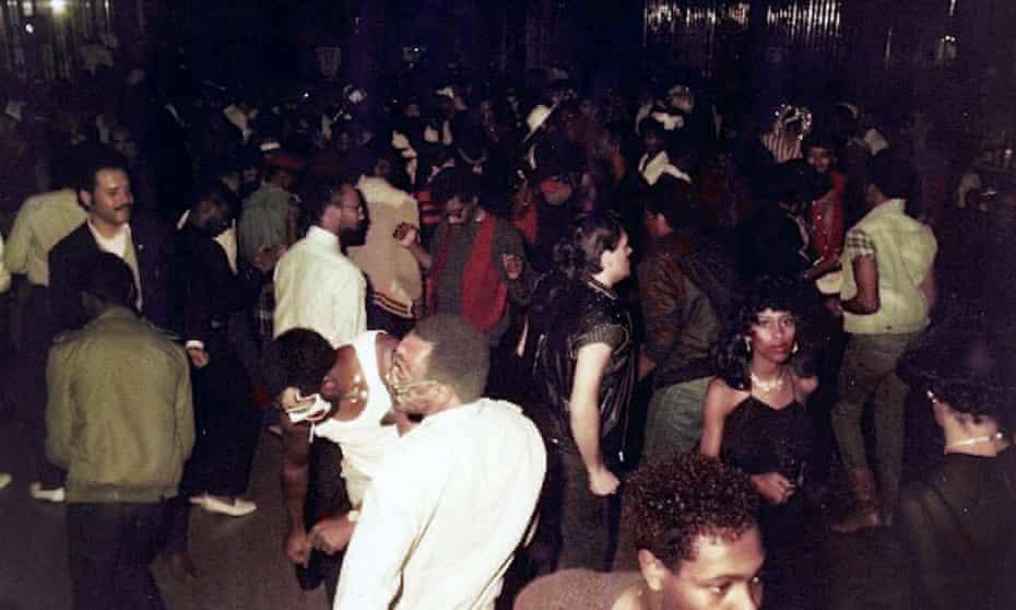 Los Angeles dance bar Jewel's Catch One.