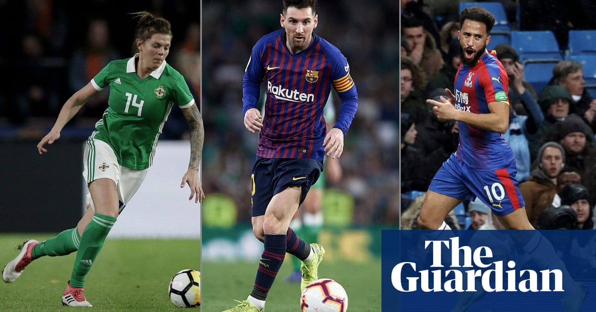 Fifa Puskás Award 2019: breakdown of the 10-strong shortlist