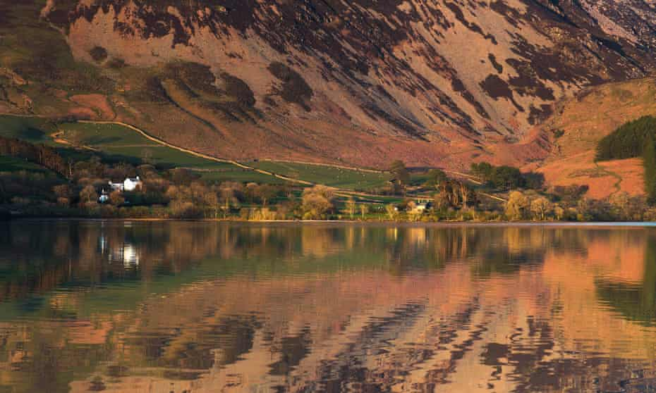 Reflections of ennerdale