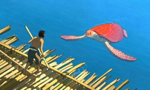 The Red Turtle film still
