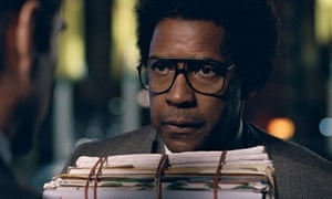 'An awkward title and a strange plot trajectory will make Roman J. Israel, Esq. a tough sell but this is a richly rewarding drama blessed with one of the best, most lived in performances of the year ' ... Denzel Washington
