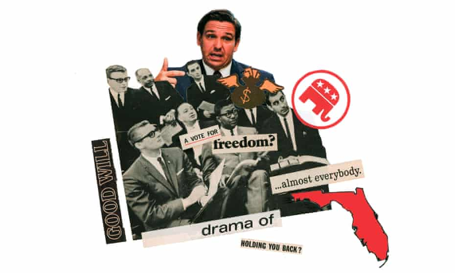 The Florida legislature has a history of meddling with constitutional amendments, and there was never much doubt it was going to fight amendment 4.