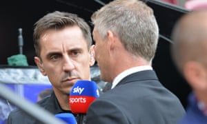 Gary Neville is one of few high-profile sportsmen or women to be politically active in this election campaign.