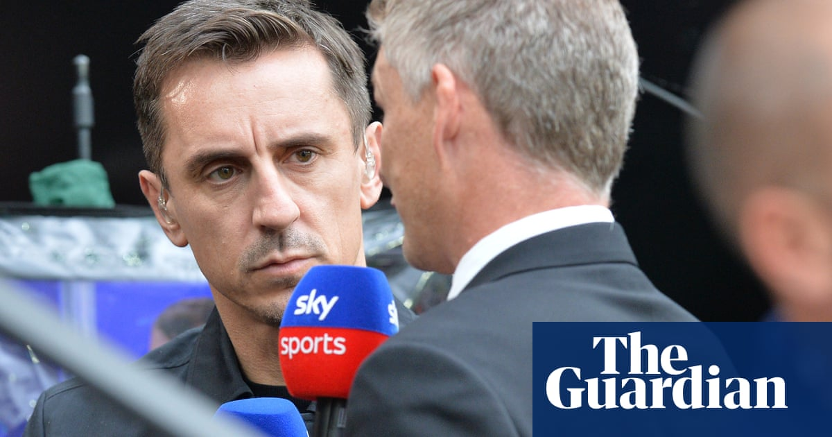 Gary Neville criticises PM after fan accused of racism at Manchester derby