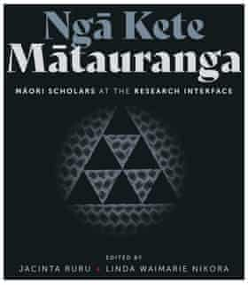 Ngā Kete book cover. New Book Reveals Value of Maori Research in Tertiary Institutions. Ngā Kete Mātauranga.