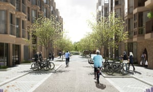 New dawn … Nightingale, a forthcoming housing scheme overseen by Hackney council's Ken Rorrison, who recently left the firm he founded 20 years ago.