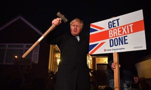 Boris Johnson can now push his Brexit legislation through parliament, but the timetable is tight.