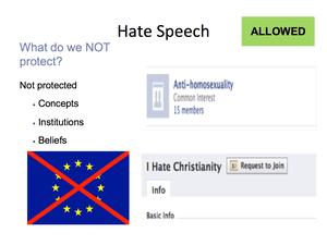 Hate Speech 5