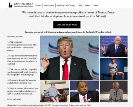 DonateBigly.com